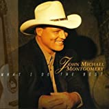 album art by John Michael Montgomery