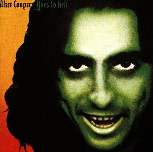 Alice Cooper Goes to Hell by Alice Cooper album cover
