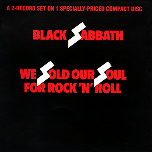 Black Sabbath - Sold Our Soul For Rock & Roll - Zortam Music