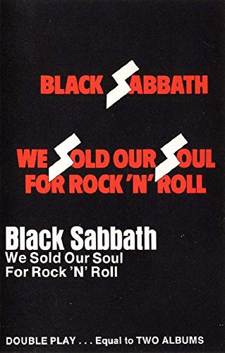 Black Sabbath - We Sold Our Soul for Rock and Roll [2 Disc] (2 of 2) - Zortam Music
