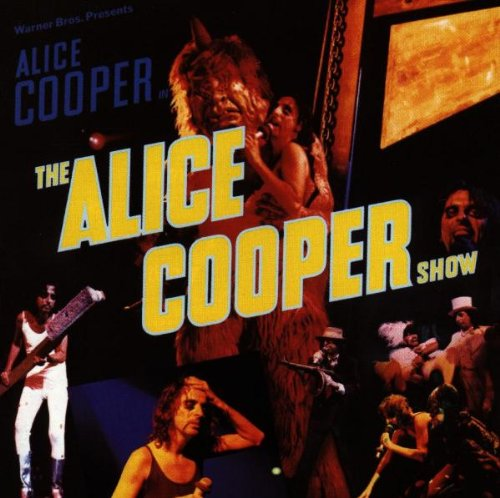 The Alice Cooper Show by Alice Cooper album cover