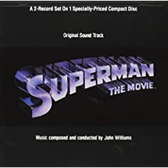 'Superman' soundtrack (John Williams)