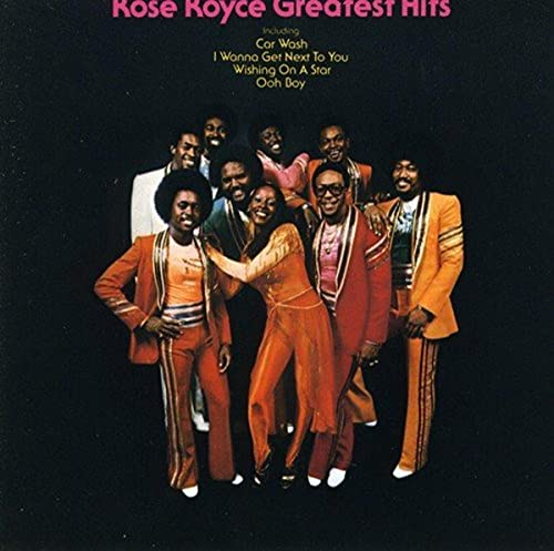 ROSE ROYCE - Can You Dig It? - The