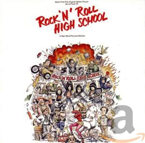 RAMONES - Rock and Roll High School - Zortam Music