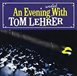 album art to An Evening Wasted With Tom Lehrer