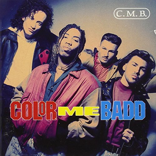 Color Me Badd - Beat of the 90