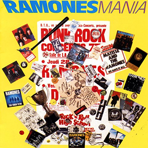 The Ramones - Ramones Mania - Zortam Music