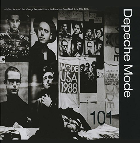 Depeche Mode - 101 (1 of 2) - Zortam Music