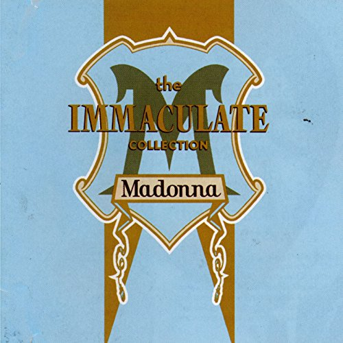 Madonna - The Immaculate Collection (Gold Tour CD Collector