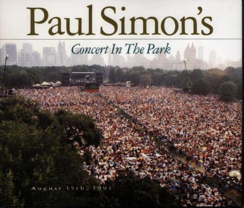 Paul Simon - Paul Simon in Central Park - Zortam Music