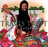 album art to A Travis Tritt Christmas: A Loving Time of Year