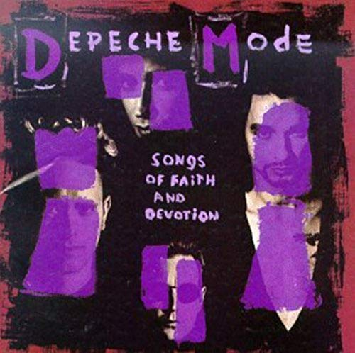 Depeche Mode - Songs of Faith & Devotion - Zortam Music