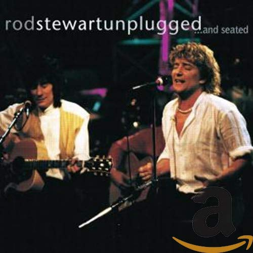Rod Stewart - Unplugged...and seated - Zortam Music