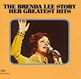 album art to The Brenda Lee Story - Her Greatest Hits