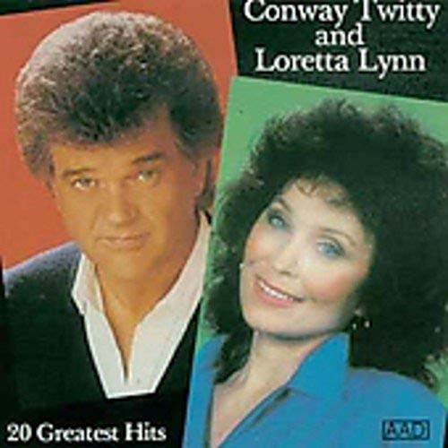 CONWAY TWITTY - Conway Twitty - Greatest Hits - Zortam Music