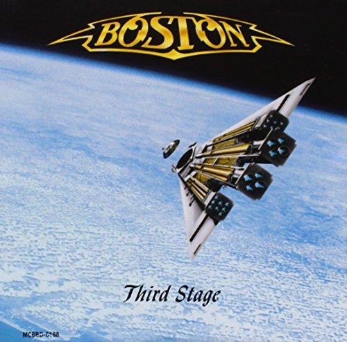 Boston - Third Stage (West German Pressing) - Zortam Music