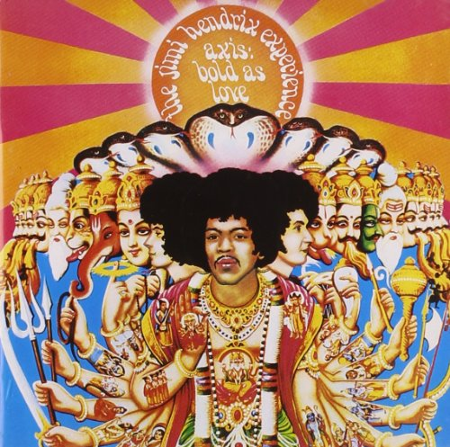 Jimi Hendrix - Axis Bold As Love - Zortam Music