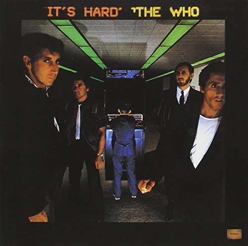 The Who - It's Hard - Zortam Music