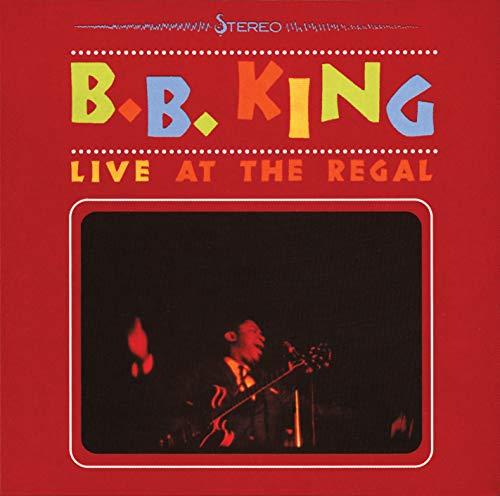 Bb King - Live At The Regal - Zortam Music