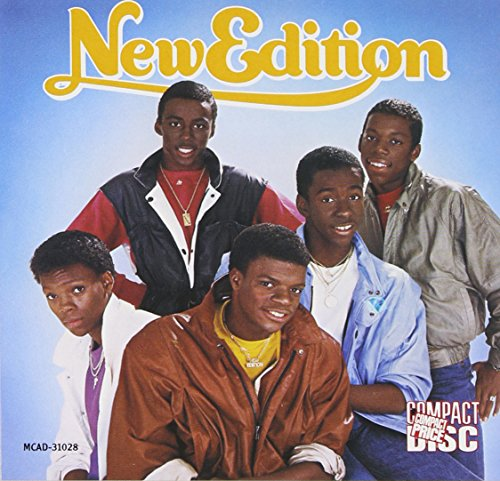 NEW EDITION - New Edition [Us Import] - Zortam Music