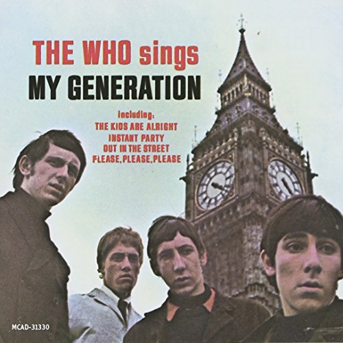 The Who - My Generation (Deluxe Edition) (Disc 1) - Zortam Music