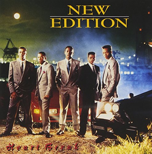 NEW EDITION - Lost in Love: The Best of Slow Jams - Zortam Music