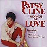 album art to Patsy Cline Sings Songs of Love