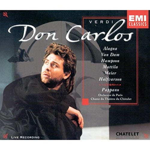 Don Carlos (feat. Conductor: Antonio Pappano)