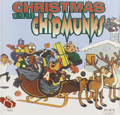 Christmas With the Chipmunks, Volume 1