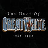 album art to The Best of Great White 1986-1992