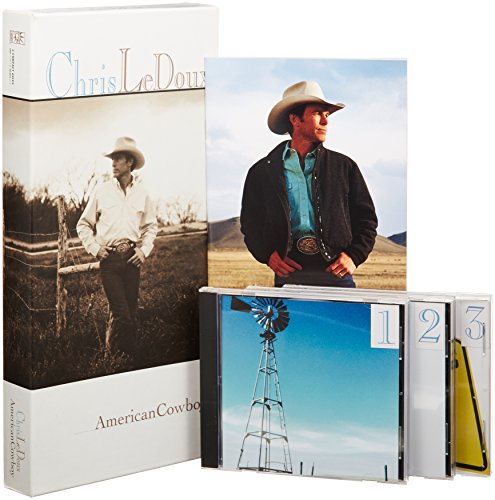 Chris Ledoux - American Cowboy - Zortam Music