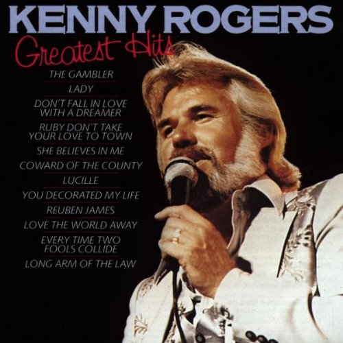 KENNY ROGERS - Hits of Kenny Rogers - Zortam Music