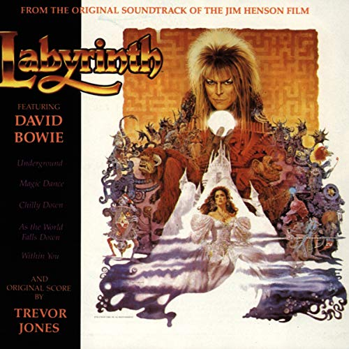 David Bowie - Labyrinth: From The Original Soundtrack Of The Jim Henson Film - Zortam Music