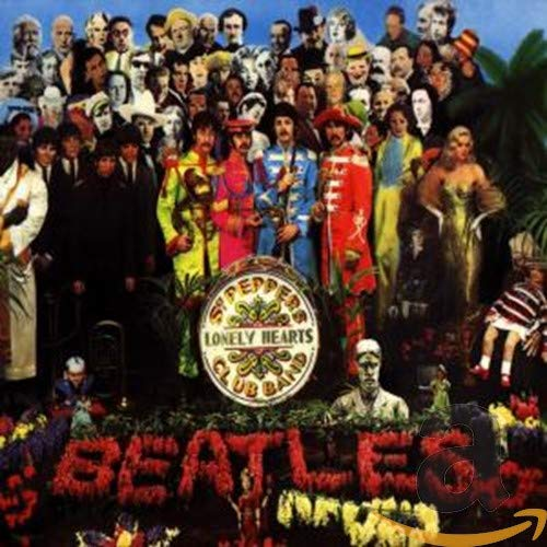Beatles - Revolver  Sgt. Pepper