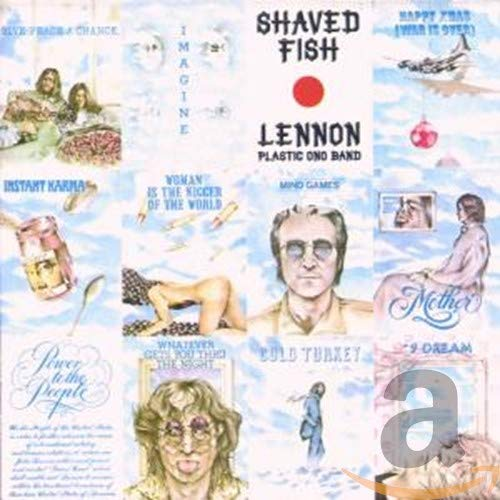 John Lennon - Shaved Fish - Zortam Music