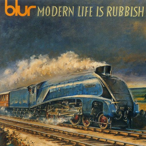 Blur - Modern Life Is Rubbish - Lyrics2You