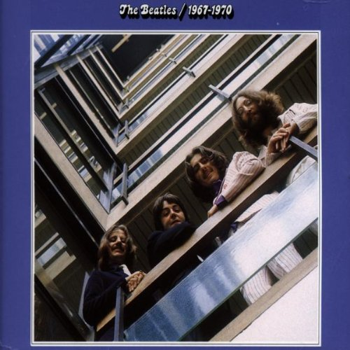 Beatles - 1967-1970 : The Blue Album - Lyrics2You