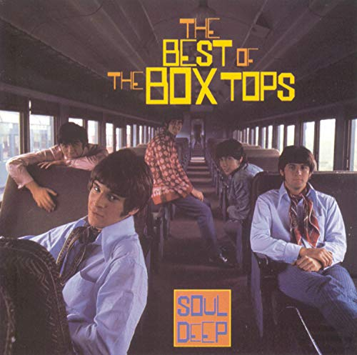The Box Tops - The Letter / Cry Like A Baby - Zortam Music
