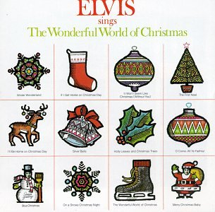 Elvis Presley - Holly Leaves And Christmas Trees Lyrics - Zortam Music