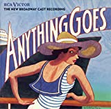 Cubierta del álbum de Anything Goes (1987 Broadway Revival Cast)