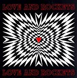 album art to Love and Rockets