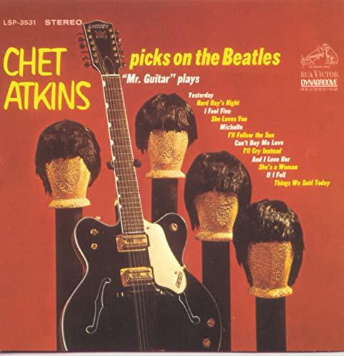 Chet Atkins - Picks on the Beatles - Zortam Music