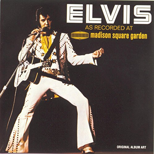 Elvis Presley - Standing