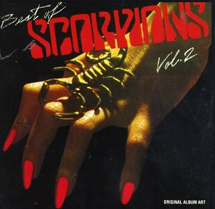 Best of Scorpions, Volume 2