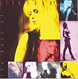 album art to The Best of Lita Ford