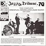 Cubierta del álbum de The Complete Original Dixieland Jazz Band