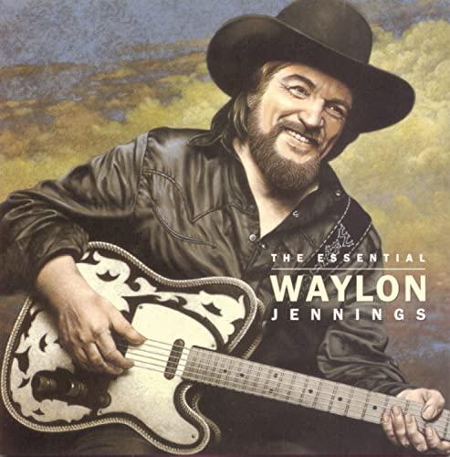 WAYLON JENNINGS - The Essential Waylon Jennings - Zortam Music