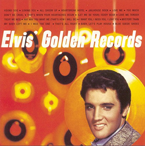 Elvis Presley - Golden Records - Zortam Music