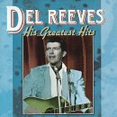 album art to Del Reeves His Greatest Hits