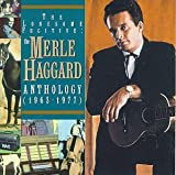 album art to The Lonesome Fugitive: The Merle Haggard Anthology (1963-1977) (disc 2)